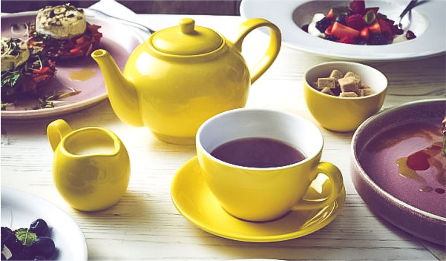 A Pop of Genware Colour this Autumn | Coffeecups Blog