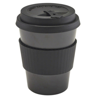 Reusable Bamboo Fibre Coffee Cup 35cl/12.25oz