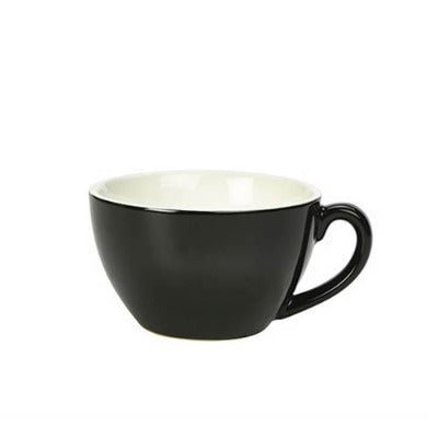 Genware Colours Cappuccino Cup 12oz - Coffeecups.co.uk
