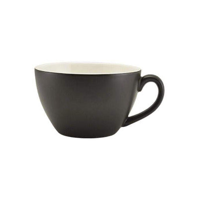 Genware Matte 12oz Cappuccino Cup - Coffeecups.co.uk