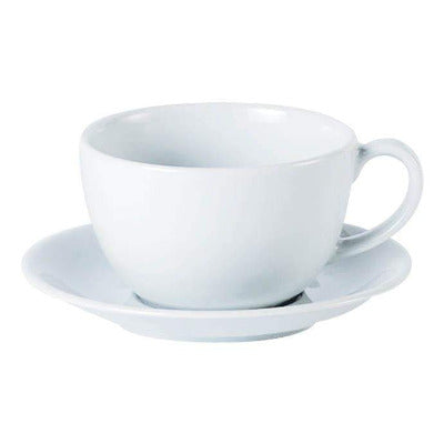 Porcelite Cappuccino Cup 12oz - Coffeecups.co.uk