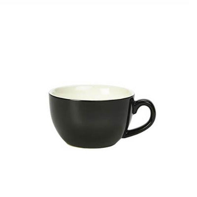 Genware Colours Cappuccino Cup 9oz - Coffeecups.co.uk