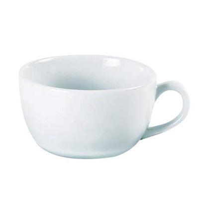 Porcelite Cappuccino Cup 9oz - Coffeecups.co.uk