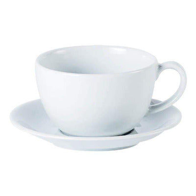Porcelite Cappuccino Cup 16oz - Coffeecups.co.uk