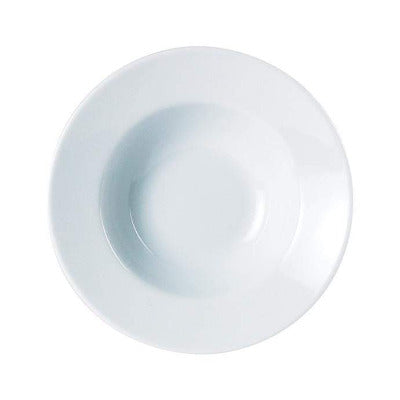 Porcelite Pasta Plate 25cm - Coffeecups.co.uk