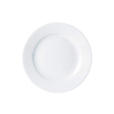 Porcelite Plate 19cm - Coffeecups.co.uk