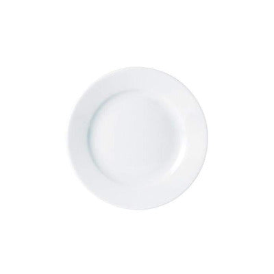Porcelite Plate 17cm - Coffeecups.co.uk
