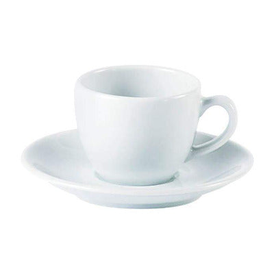 Porcelite Espresso Cup 3oz - Coffeecups.co.uk