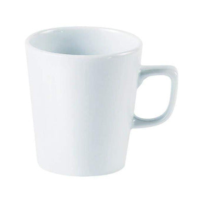 Porcelite Latte Mug 16oz - Coffeecups.co.uk