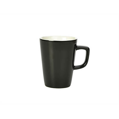 Genware Colours Latte Mugs 12oz - Coffeecups.co.uk