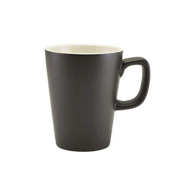 Genware Matte 12oz Mug - Coffeecups.co.uk