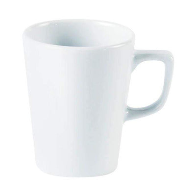 Porcelite Latte Mug 12oz - Coffeecups.co.uk