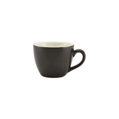 Genware Matte 3oz Espresso Cup - Coffeecups.co.uk