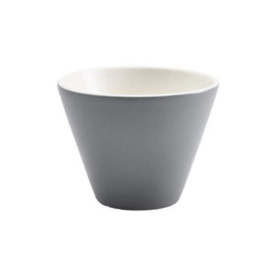 Genware Conical Bowls 10.5cm/10.5oz - Coffeecups.co.uk