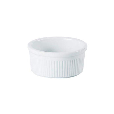 Porcelite Ramekin 9.5cm - Coffeecups.co.uk