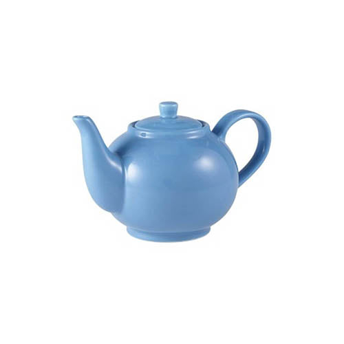 Genware Colours Teapots 16oz - Coffeecups.co.uk