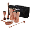 Genware 7 Piece Copper Cocktail Bar Kit | Coffeecups.co.uk