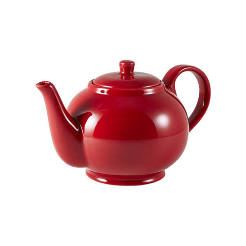 Genware Colours Teapots 30oz - Coffeecups.co.uk