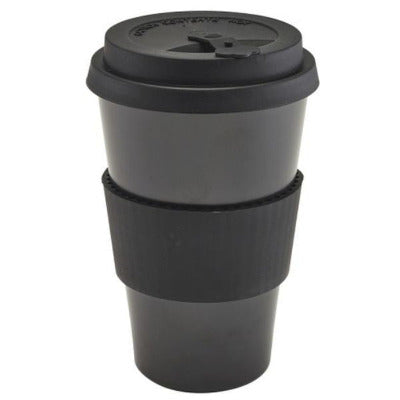 Reusable Bamboo Fibre Coffee Cup 45cl/15.75oz