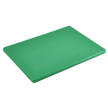 Genware Low Density Chopping Boards 45 x 30cm Green | Coffeecups.co.uk