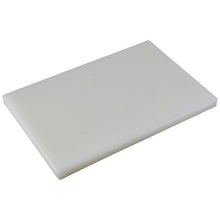 Genware Low Density Chopping Boards 45 x 30cm White | Coffeecups.co.uk