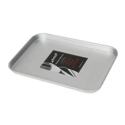 Genware Foodservice Baking Sheet Aluminium 37 x 26.5cm - Coffeecups.co.uk