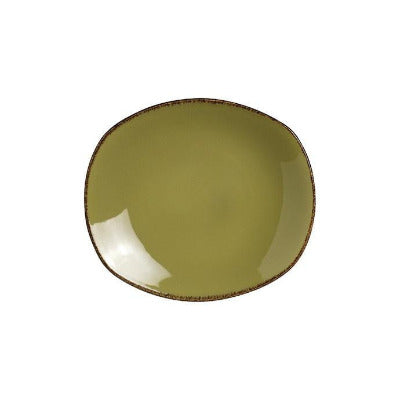 Steelite Terramesa Spice Plate 15.25cm OLIVE - Coffeecups.co.uk