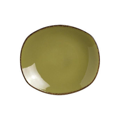 Steelite Terramesa Spice Plate 20.25cm OLIVE - Coffeecups.co.uk