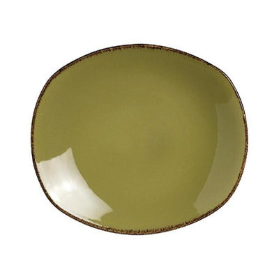 Steelite Terramesa Spice Plate 30.5cm OLIVE - Coffeecups.co.uk
