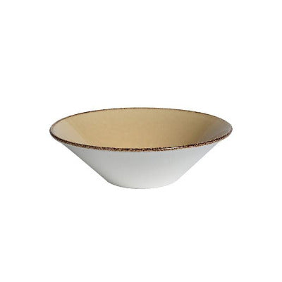 Steelite Terramesa Essence Bowl 20.25cm WHEAT - Coffeecups.co.uk