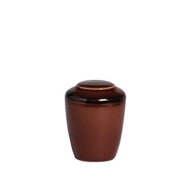 Steelite Terramesa Harmony Pepper Pot MOCHA - Coffeecups.co.uk