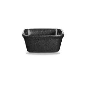 Churchill Black Square Pie Dish 15.8oz