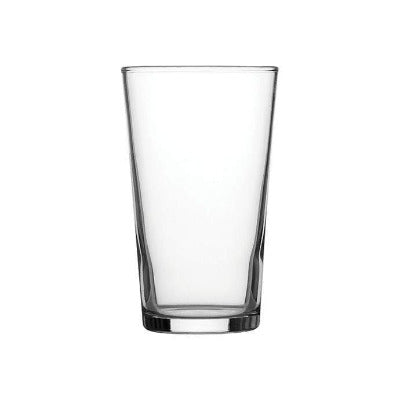 Conical Glass Half Pint (CE marked)