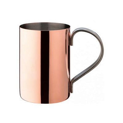 Slim Copper Mug 11.25oz - Coffeecups.co.uk