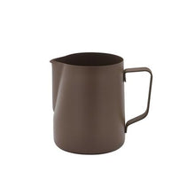 Genware Non-Stick Conical Milk Jugs 12oz - Coffeecups.co.uk