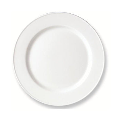 Steelite Simplicity Plate 25.5cm - Coffeecups.co.uk