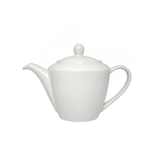 Steelite Simplicity Teapot 21oz - Coffeecups.co.uk