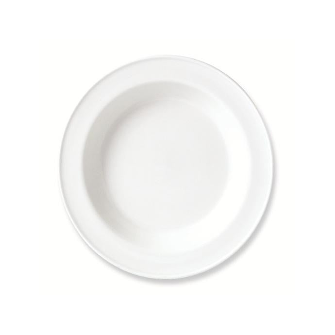 Steelite Simplicity Soup Plate 23cm - Coffeecups.co.uk