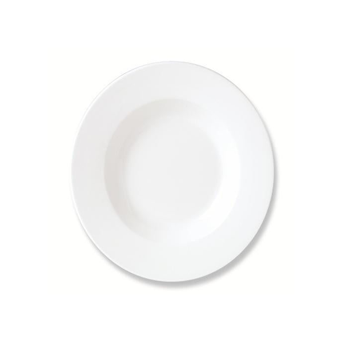 Steelite Simplicity Soup Plate 21cm - Coffeecups.co.uk