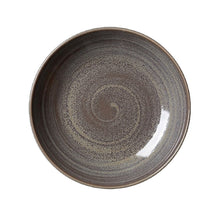 Steelite Revolution Coupe Bowl Granite 25.5cm | Coffeecups.co.uk