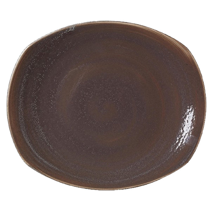 Steelite Revolution Spice Plates Granite 30.5cm | Coffeecups.co.uk