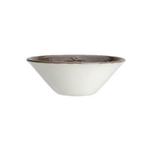 Steelite Revolution Essence Bowls Granite 16.5cm | Coffeecups.co.uk