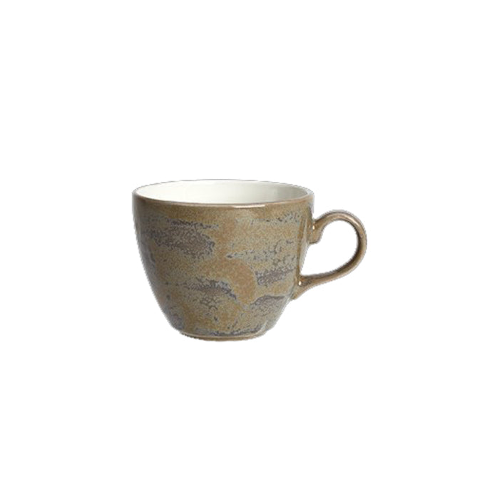 Steelite Revolution Liv Cups Granite 8oz | Coffeecups.co.uk