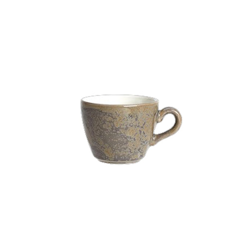 Steelite Revolution Liv Cups Granite 3oz | Coffeecups.co.uk