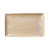 Steelite Revolution Rectangle One Sandstone 27 x 16.75cm | Coffeecups.co.uk