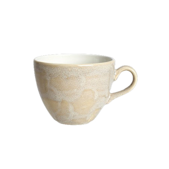 Steelite Revolution Liv Cups Sandstone 12oz | Coffeecups.co.uk