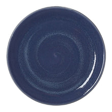 Steelite Revolution Coupe Plate Bluestone 28cm | Coffeecups.co.uk