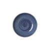 Steelite Revolution Coupe Plate Bluestone 15.25cm | Coffeecups.co.uk