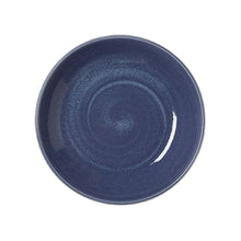 Steelite Revolution Coupe Bowl Bluestone 25.5cm | Coffeecups.co.uk