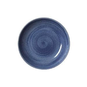 Steelite Revolution Coupe Bowl Bluestone 21.5cm | Coffeecups.co.uk